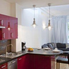 Апартаменты Rambuteau Apartment в номере