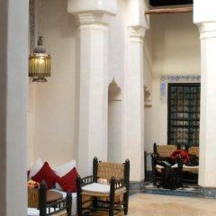 Отель Dar El Qadi Марокко, Марракеш - отзывы, цены и фото номеров - забронировать отель Dar El Qadi онлайн интерьер отеля