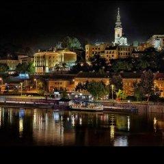 Отель Centar Balasevic Сербия, Белград - отзывы, цены и фото номеров - забронировать отель Centar Balasevic онлайн приотельная территория