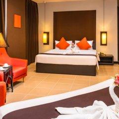 Miramar Hotel 4* Номер Делюкс с различными типами кроватей