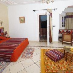 Отель Ksar Tinsouline Марокко, Загора - отзывы, цены и фото номеров - забронировать отель Ksar Tinsouline онлайн комната для гостей