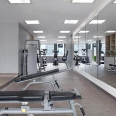 President Hotel фитнесс-зал фото 3
