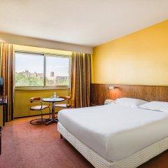 Hotel des Congres 3* Номер Комфорт с двуспальной кроватью фото 4