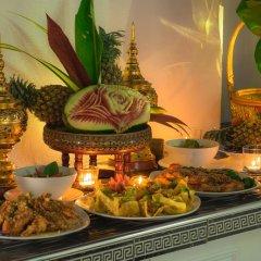 Отель Villa Nap Dau Crown питание фото 2