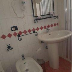 Отель RossoNegramaro Лечче ванная фото 2