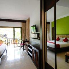Отель Railay Princess Resort & Spa 3* Улучшенный номер с различными типами кроватей фото 26