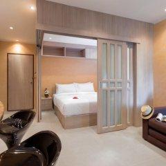 Отель Patong Bay Residence R07 2* Улучшенный номер с различными типами кроватей фото 2