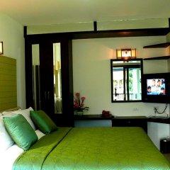 Отель Supsangdao Resort 3* Вилла с различными типами кроватей фото 7