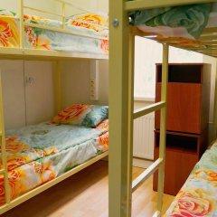 Hostel FilosoF on Taganka Кровать в общем номере фото 2