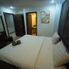 Отель Villa Navin Beach Residence 3* Студия Делюкс с различными типами кроватей фото 19
