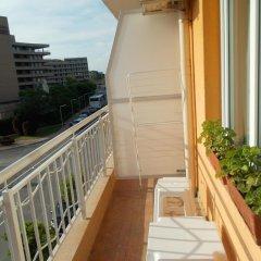Отель Apartamenti Zhelezovi Поморие балкон