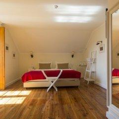 Отель Casa do Mercado Lisboa Organic B&B 4* Люкс с различными типами кроватей