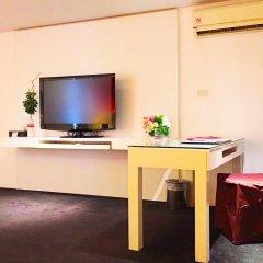I Residence Hotel Silom 3* Номер Делюкс с различными типами кроватей фото 3