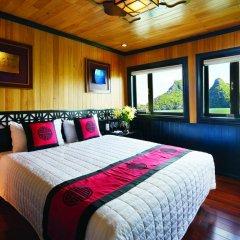 Отель Bai Tho Deluxe Junks 3* Номер Делюкс с различными типами кроватей фото 2