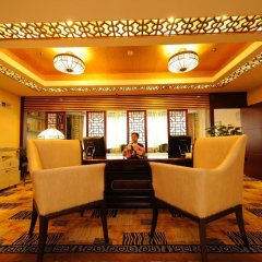 Howard Johnson Paragon Hotel Beijing 4* Стандартный номер с различными типами кроватей фото 4