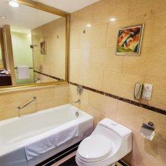 Guangzhou Grand International Hotel 4* Стандартный номер с различными типами кроватей фото 2