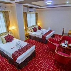 Myat Nan Yone Hotel 3* Семейный люкс с двуспальной кроватью фото 3
