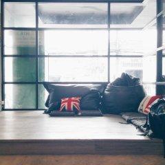 Bed Hostel комната для гостей фото 3