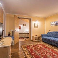 Hotel Lo Scoiattolo 4* Люкс с различными типами кроватей фото 8