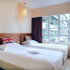 Ole London Hotel 3* Стандартный номер с 2 отдельными кроватями фото 4