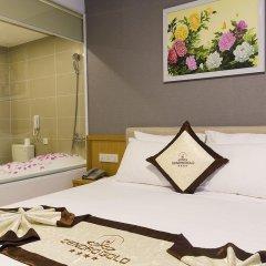 Отель Dendro Gold 4* Улучшенный номер фото 7