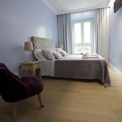 Отель Rhome Hosting 3* Улучшенный номер с различными типами кроватей фото 2