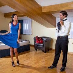 Welcome Piram Hotel 4* Стандартный номер с различными типами кроватей фото 24