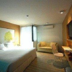 I Residence Hotel Silom 3* Полулюкс с различными типами кроватей фото 19