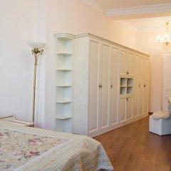 Отель Libušina Apartments Чехия, Карловы Вары - отзывы, цены и фото номеров - забронировать отель Libušina Apartments онлайн комната для гостей