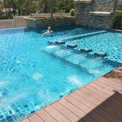 Отель Penthouse Patong бассейн