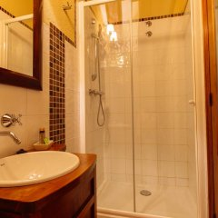 Отель Caserón El Remedio II Испания, Ункастильо - отзывы, цены и фото номеров - забронировать отель Caserón El Remedio II онлайн ванная