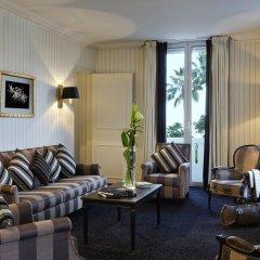 Hotel Barriere Le Majestic 5* Люкс повышенной комфортности с различными типами кроватей фото 9