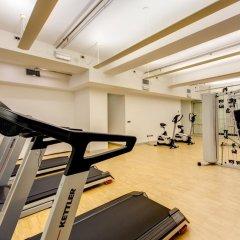 Galileo Hotel фитнесс-зал фото 4