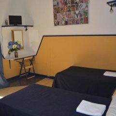 Отель Pension Nuevo Pino Стандартный номер с различными типами кроватей (общая ванная комната)