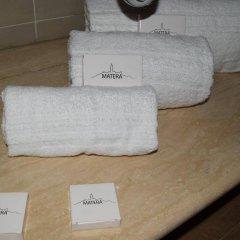 Отель La Priora Holiday Home Матера ванная