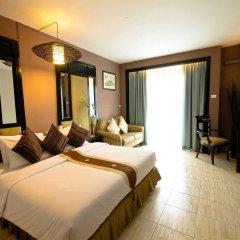 Отель Royal View Resort 3* Номер Делюкс с различными типами кроватей фото 3