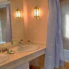 Отель Club Paradisio Марокко, Марракеш - отзывы, цены и фото номеров - забронировать отель Club Paradisio онлайн ванная