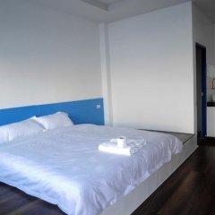 Отель Sarocha Villa 3* Стандартный номер с различными типами кроватей фото 8