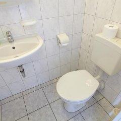 Отель Fresh INN Германия, Унтерхахинг - отзывы, цены и фото номеров - забронировать отель Fresh INN онлайн ванная