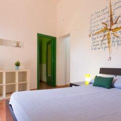 Отель Villa Mondello Италия, Палермо - отзывы, цены и фото номеров - забронировать отель Villa Mondello онлайн комната для гостей фото 4