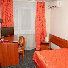 Гостиница AMAKS Центральная Улучшенный номер разные типы кроватей фото 3