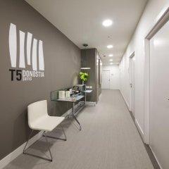 Отель Pension T5 Donostia Suites интерьер отеля