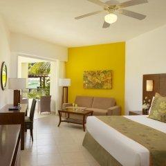 Отель Now Larimar Punta Cana - All Inclusive 4* Номер Делюкс с различными типами кроватей фото 3