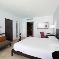 Отель Reflect Krystal Grand Cancun Номер Делюкс с различными типами кроватей фото 2