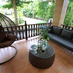 Отель PHUKET CLEANSE - Fitness & Health Retreat in Thailand Номер Делюкс с двуспальной кроватью фото 11