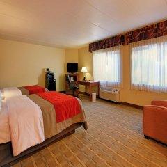 Отель Comfort Inn University Center 2* Стандартный номер с различными типами кроватей фото 2