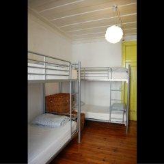 Alface Hostel Кровать в общем номере фото 6