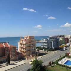 Отель Panorama Apartment Болгария, Несебр - отзывы, цены и фото номеров - забронировать отель Panorama Apartment онлайн пляж фото 2