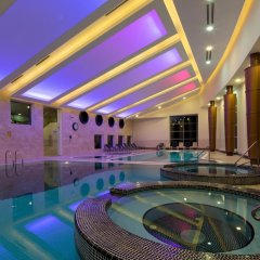 Гостиница Mirotel Resort and Spa Украина, Трускавец - 1 отзыв об отеле, цены и фото номеров - забронировать гостиницу Mirotel Resort and Spa онлайн бассейн