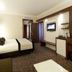 Ikbal Thermal Hotel & SPA Afyon 5* Стандартный семейный номер с двуспальной кроватью фото 6